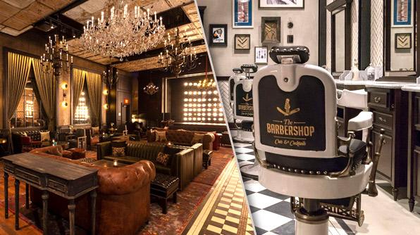 Cosmopolitan Barbershop casino jeu vegas
